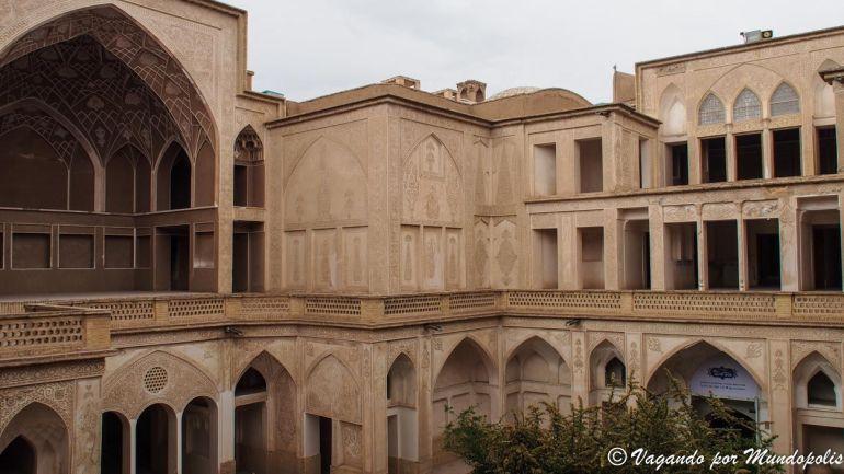 que-ver-en-kashan-casas-historicas
