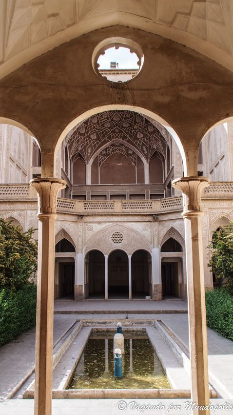 Casa-abbasian-kashan