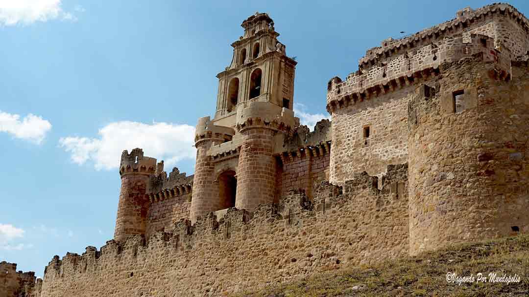 Ruta-por-los-castillos-más-bonitos de-Segovia