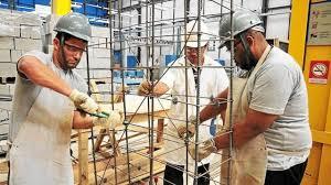 Curso gratuito de Construção Civil Senai