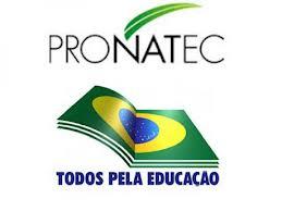 Cursos gratuitos Pronatec SC 2013