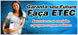 Inscrição cursos técnicos ETEC 2014