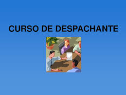 Curso de despachante
