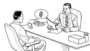 Pretenção Salarial em uma entrevista