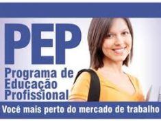 Inscrição Pep 2014