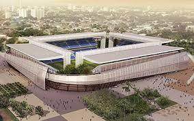 Empregos no estádio Arena Pantanal