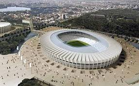 Estádio Mineirão Copa 2014