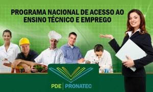 Curso técnico em Produção Alimentícia - Pronatec 01