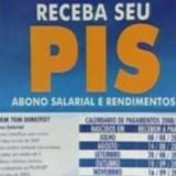 Não esqueça de sacar o Pis Pasep 01