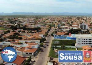 Concurso Prefeitura de Souza – PB