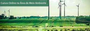 Meio Ambiente Cursos gratuitos 2014 02