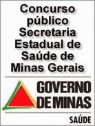 Concurso Secretaria de Saúde de Minas Gerais 2014