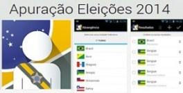 Eleições 2014 - Tempo real, Resultados, Apuração