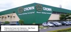 Empregos Crown Embalagens