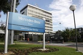 Estágio Mercedes-Benz do Brasil 2015