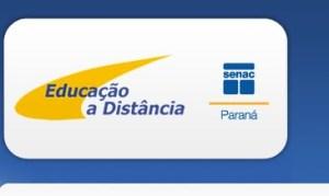 Cursos Senac EAD Paraná PR 2015 - PSG 02