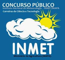 Concurso Inmet 2015 - Inscrição, Edital, Apostilas 01