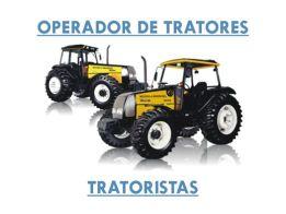 Curso motorista de Trator - Onde fazer Dicas 01