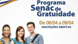 Senac RN 2015 - 844 vagas para cursos gratuitos 01