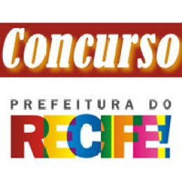 Concurso Agente escolar Prefeitura de Recife 01