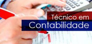 curso técnico de Contabilidade