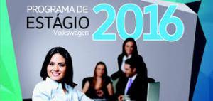 Estágio VW 2016