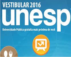 Gabarito oficial vestibular Unesp 2016 - Preliminar