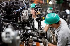 Modelo de Currículo para Produção Industrial