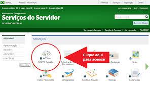 Sigepe servidor - Consultar Contra Cheque - Site, APP