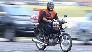 Empregos para Moto Boy com moto própria