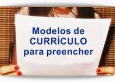 10 Modelos De Currículo Bonitos E Gratuitos Para Baixar