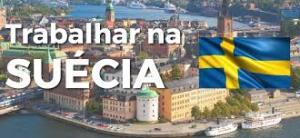 Trabalhar na Suécia