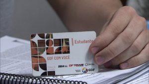 Passe Livre estudantil DF 2016 - Inscrição, Agendamento