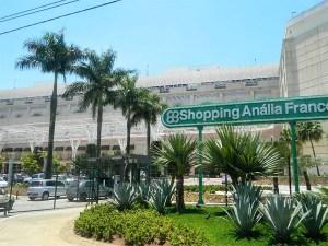Vagas de emprego no Shopping Anália Franco – Trabalhar