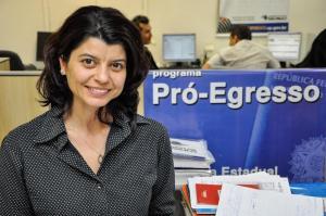 Participar do Programa Pró-Egresso SP