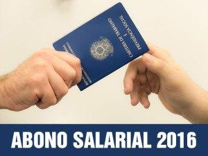 Como receber o Abono Salarial