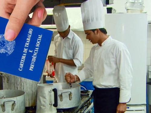 Empresa com oportunidade para Auxiliar de Cozinha