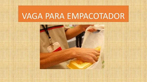 Grupo com vaga para Auxiliar Empacotador - Temporário - Recife - PE