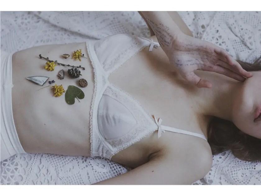 Magdalena Nishe - upcoming photographer - romantic fashion photo art editorial
