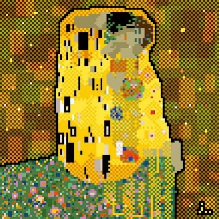 Klimt TheKiss