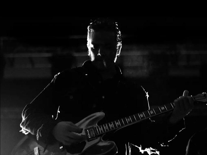 BRMC Peter Hayes 1 - Concert - Rock & Roll - Black Rebel Motorcycle Club