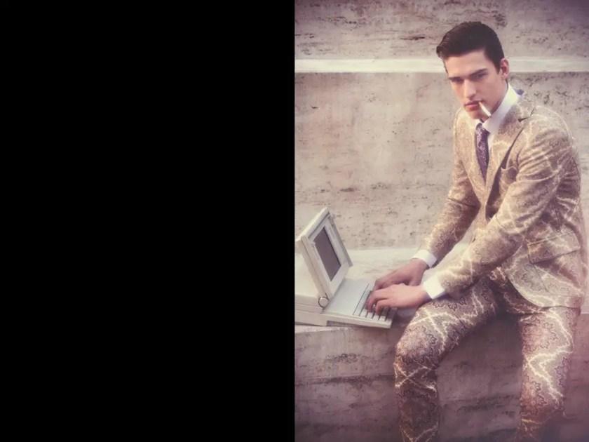 Stefan Giftthaler Milan photography men's fashion