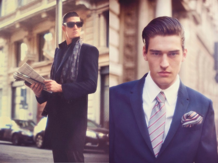 Milano Men's Fashion Editorial