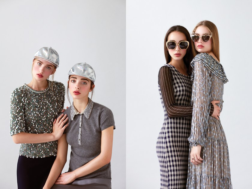 Siamese Cats Women Style Editorial