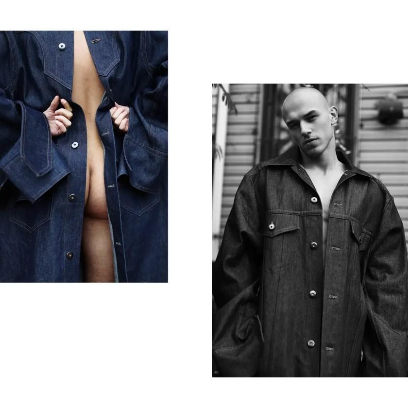 Matthew Adams Dolan Denim Jacket