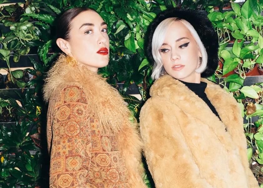 Mia and Margot