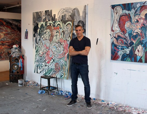 Times Square Art NY Emilio Perez