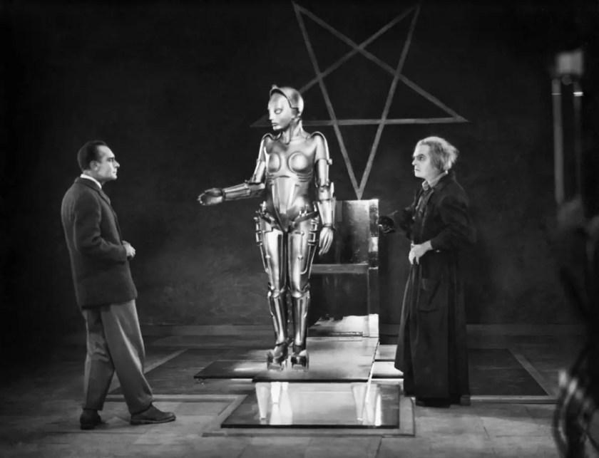 Metropolis - 1927 - Fritz Lang - Robots in Film