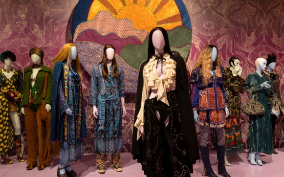 Anna Sui Exhibit NY Rock and Roll