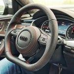 Audi Stuurwissel